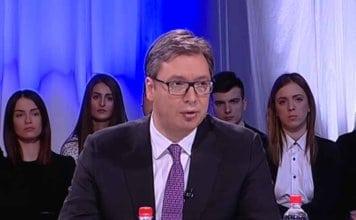 Aleksandar Vucic. Kosovo Never Again Under Colonial Serbia.