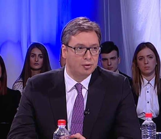 Aleksandar Vucic. Kosovo Never Again Under Colonial Serbia.