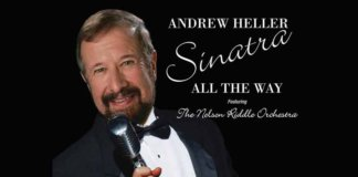Andrew Heller's Sinatra all the way cover.