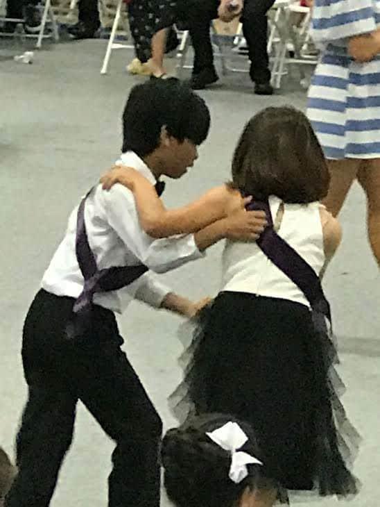 Boy - Girl - Dancers.