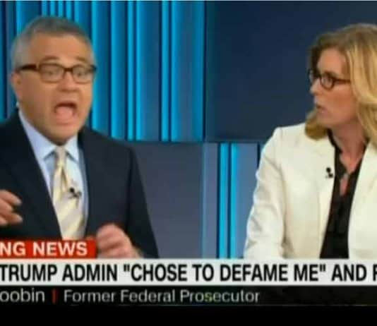 elizabeth foley crushes jeffrey toobin.