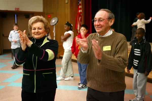 larry and gloria weinstein - Dancing to the Rhythm of Our Future: Best Foot Forward Competition