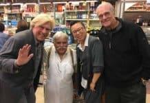 Pete Allman, Papa Cristos, Jin Jiang and Tom Hallick.