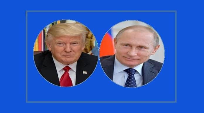 Putin - Trump.