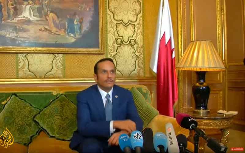 qatar foreign affairs.