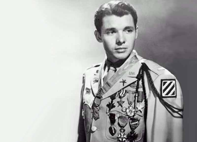 audie murphy. hollywood and america.