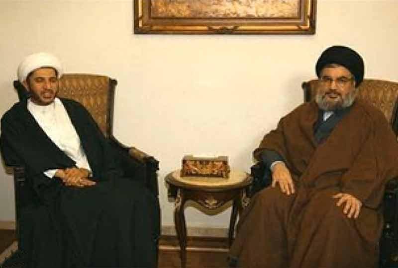 bahraini with hezbolla.