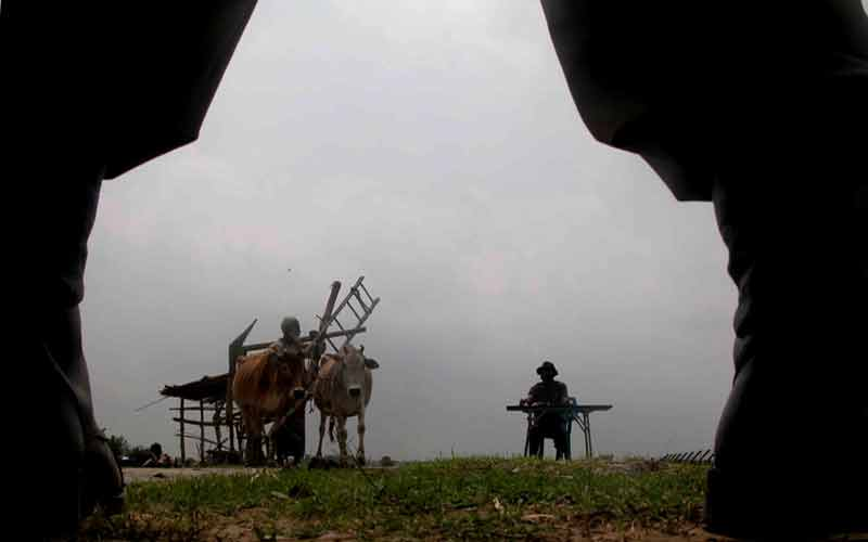 farmer passes bsfi soldier after registering.