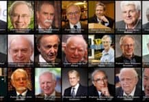 nobel laureate photos.