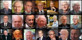 nobel laureate photos.