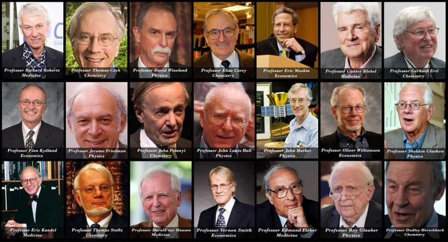 Nobel Laureates Condemn Executions in Iran.