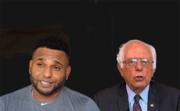 Politics and Baseball: pablo sandoval and bernie sanders.