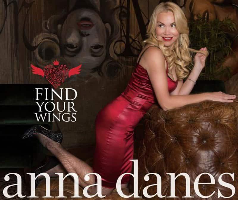 Anna Danes cover photo.