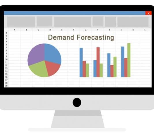 demand forecasting.