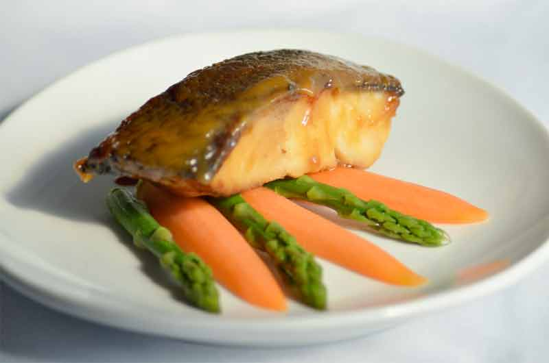 fin asian tapas food3 - Creative Dining At FIN Asian Tapas