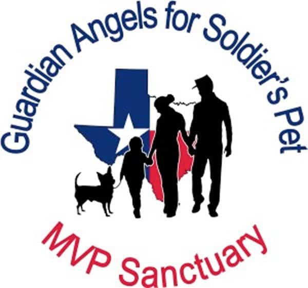 guardian angels for soldiers pet - logo.