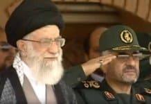 iran - irgc
