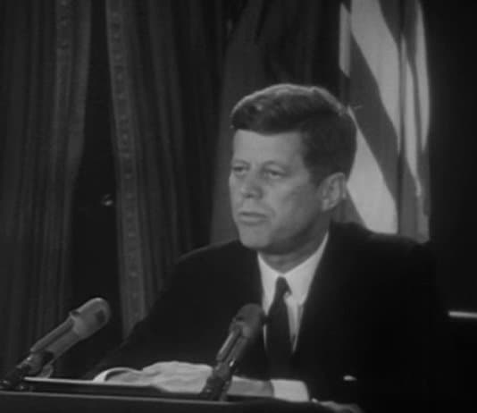 jfk cuban missile crisis speech in the era of nuclear fallout