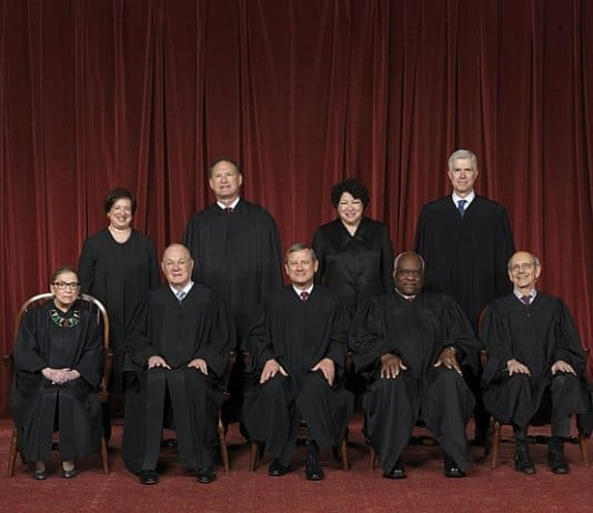 Supreme Court Justices 2017