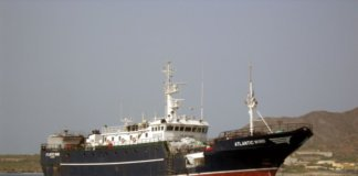 Atlantic Wind, formerly the Yongding.