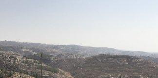 Jerusalem Mountains.
