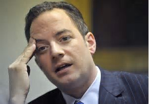 Reince Priebus, fired CEO.