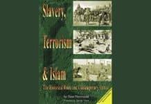 slavery, terrorism and islam.