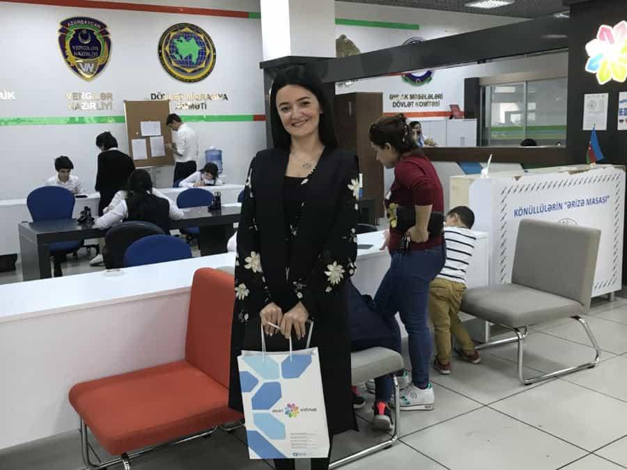 Ms. Turane Qasimova-ASAN's Chief Advisor