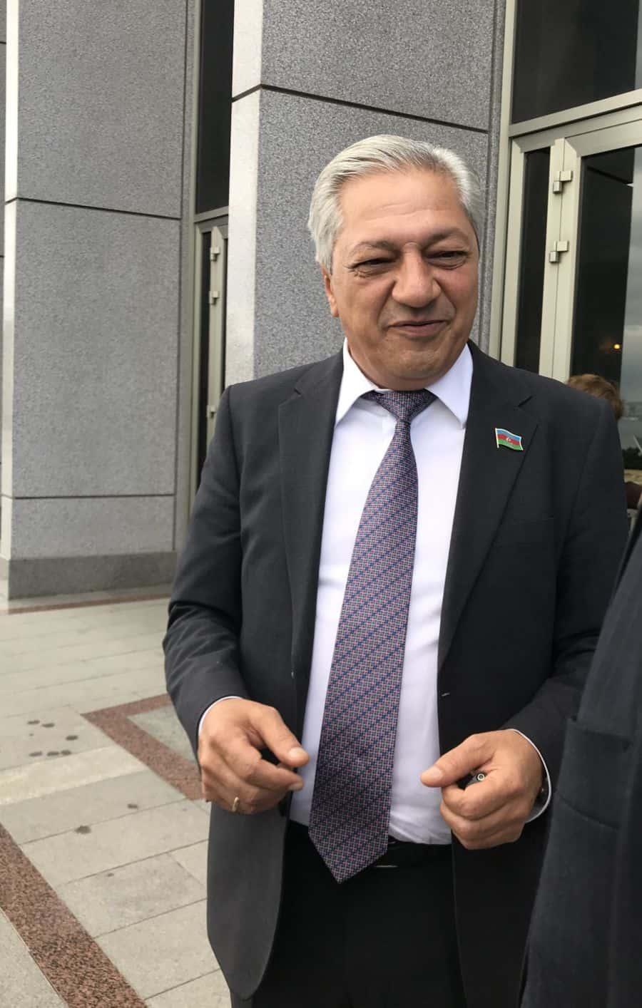 MP Javanshir Feyziyev Foregn & Interparliamentary Committee.