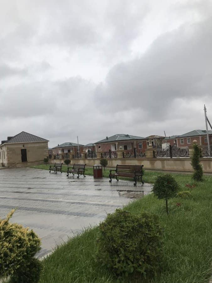 Çocuq Mərcanlı new village