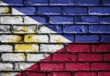 The Phillippines flag.