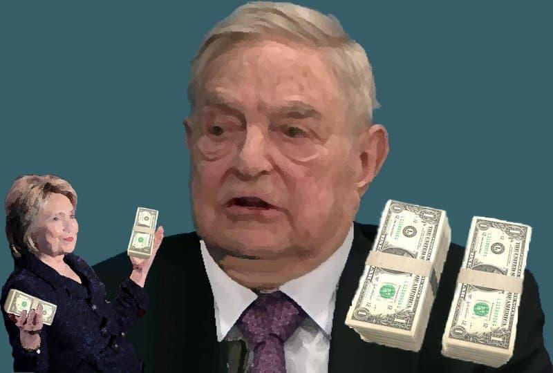 George Soros Looms Large