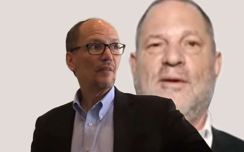 tom perez and the spectre of harvey weinstein.
