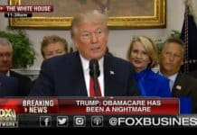 Trump makes his move on Obamacare.