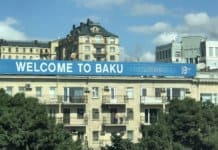 Welcome to Baku.