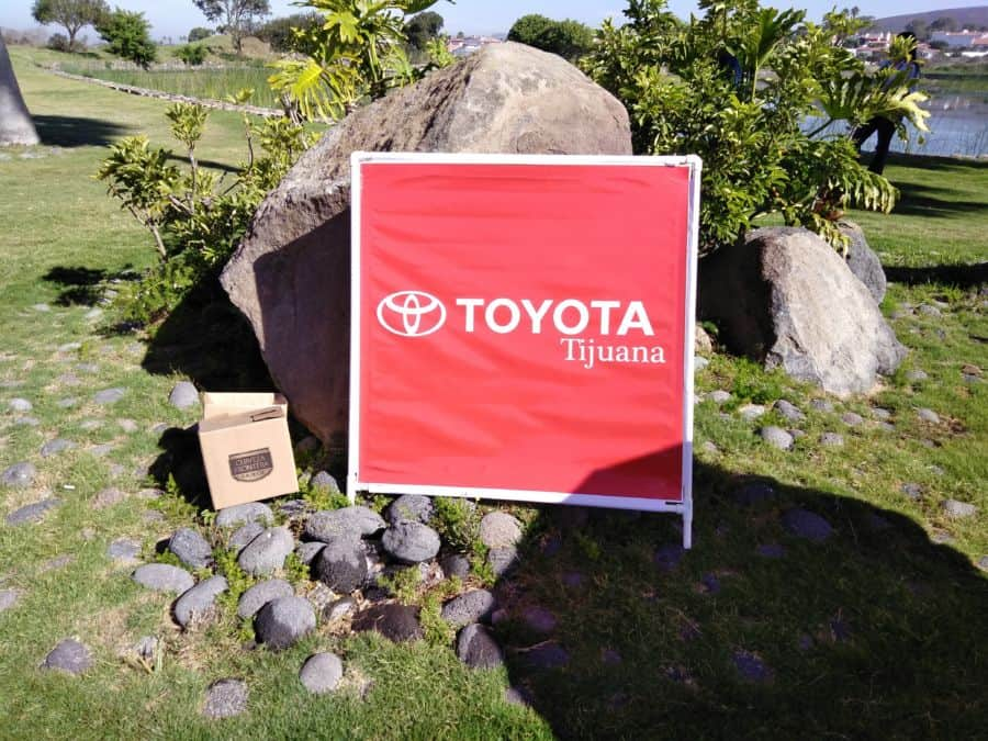 bajamar sponsored by toyota.