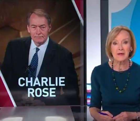 Charlie Rose.