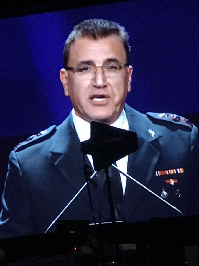 Col. (Res.) Dr. Salman Zarka, Director General of the Ziv Medical Center