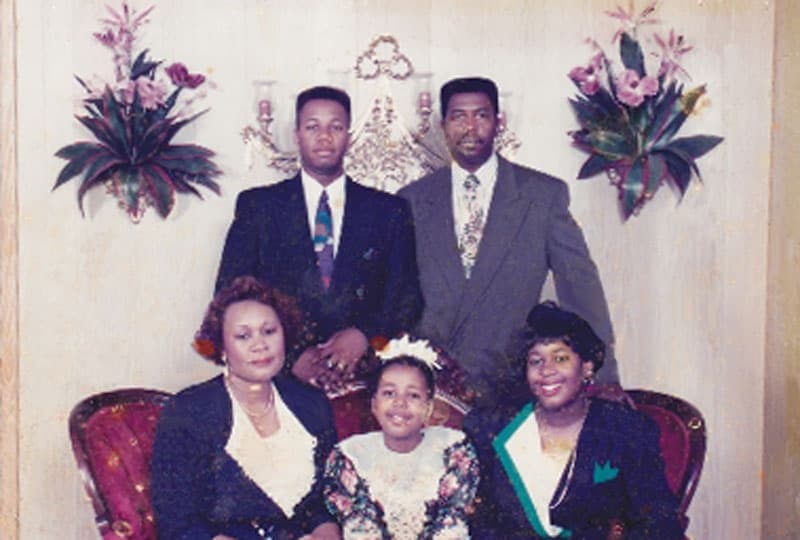 eric west family.