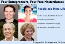 four entrepreneurs more life