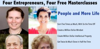 four entrepreneurs more life