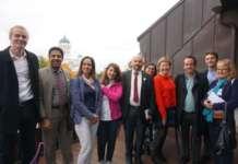 Media Visits Finland - media team in helsinki
