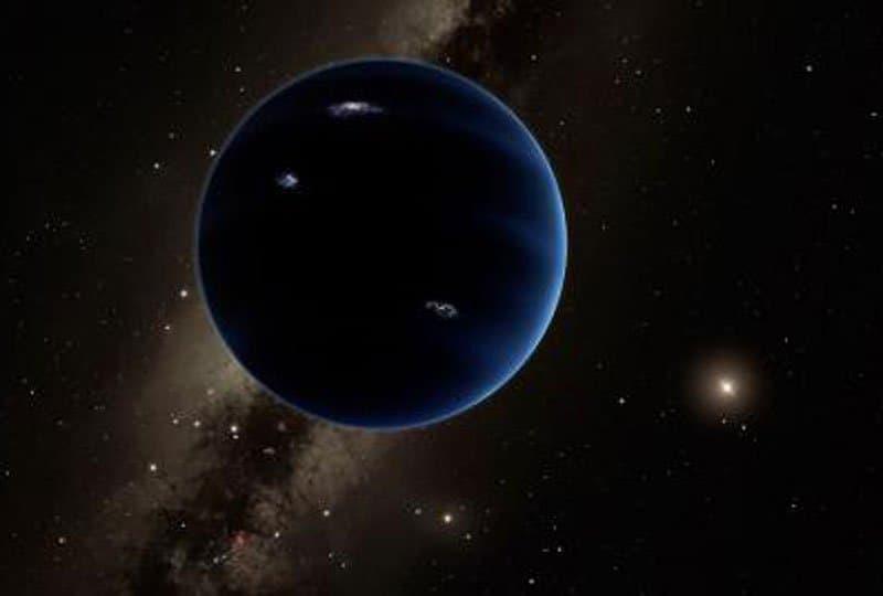 planet nine.