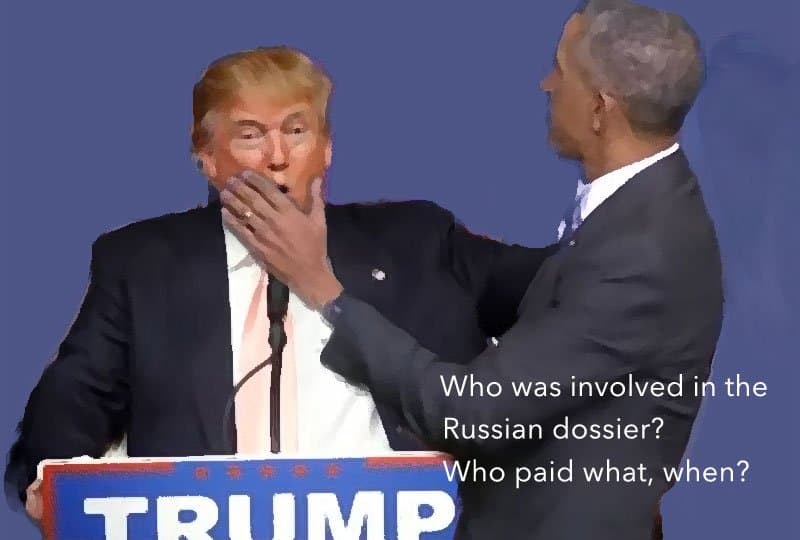 russia dossier payments