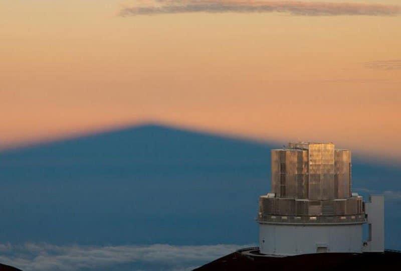 Subaru Telescope, NAOJ.