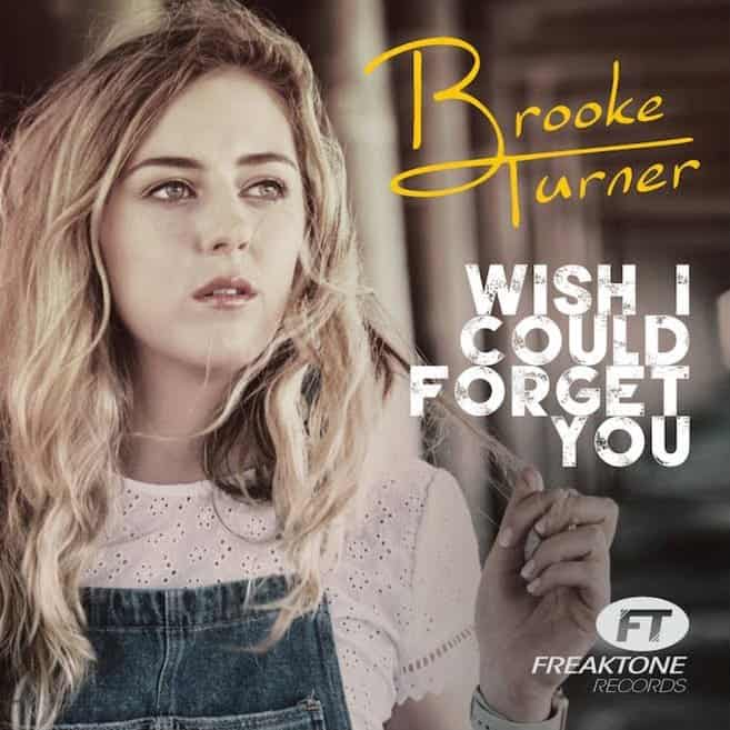 Pop Star Brooke Turner Chats 'Wish I Could Forget You' 1