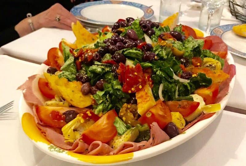 amazing salad.