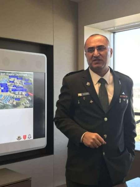 Brigadier Dr. General Tarif Bader
