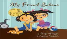 Reading to Kids to Read from 'My Friend Suhana' in February 2018 1