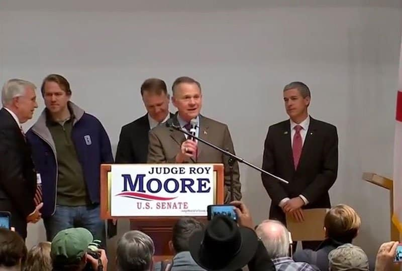 roy moore concession speech.